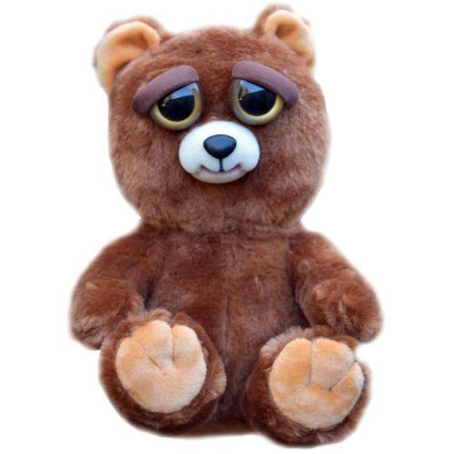 William Mark Feisty Pets Sir Growls-A-Lot - Adorable Plush Stuffed Bear