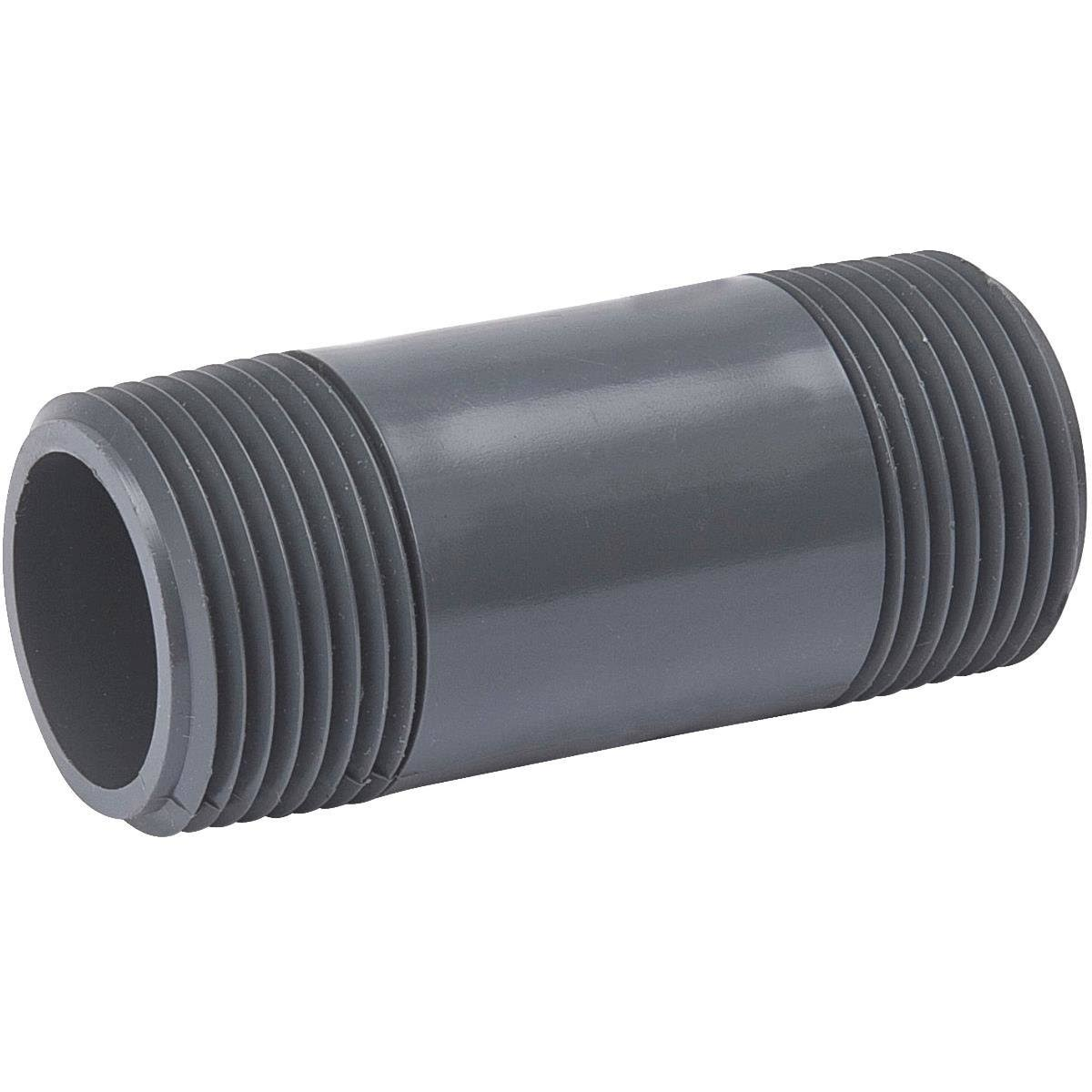 Mueller Industries Pvc Nipple - Gray