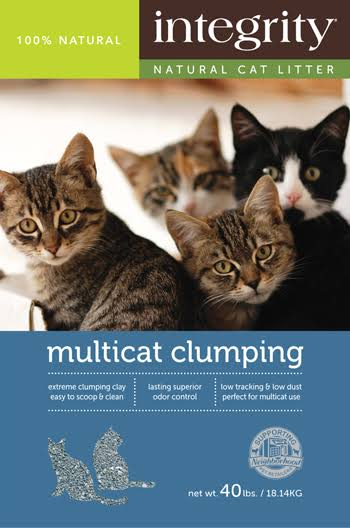 Integrity Multicat Clumping Litter