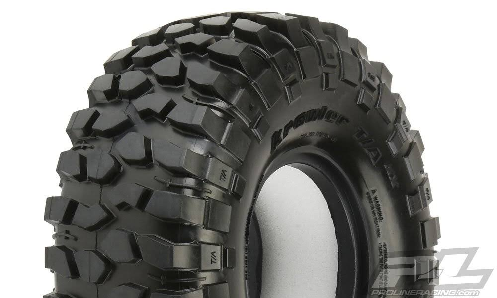 Proline Racing Pro1013614 G8 Rock Terrain Truck Tires - 1.9""