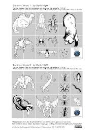 Dungeons And Dragons Tiles Pdf Free by Free Creature Tokens Red Kobold Games