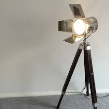 Photographers Tripod Floor Lamp by Floor Lamp In Style Of Old Film Camera Set 105 Barnwell