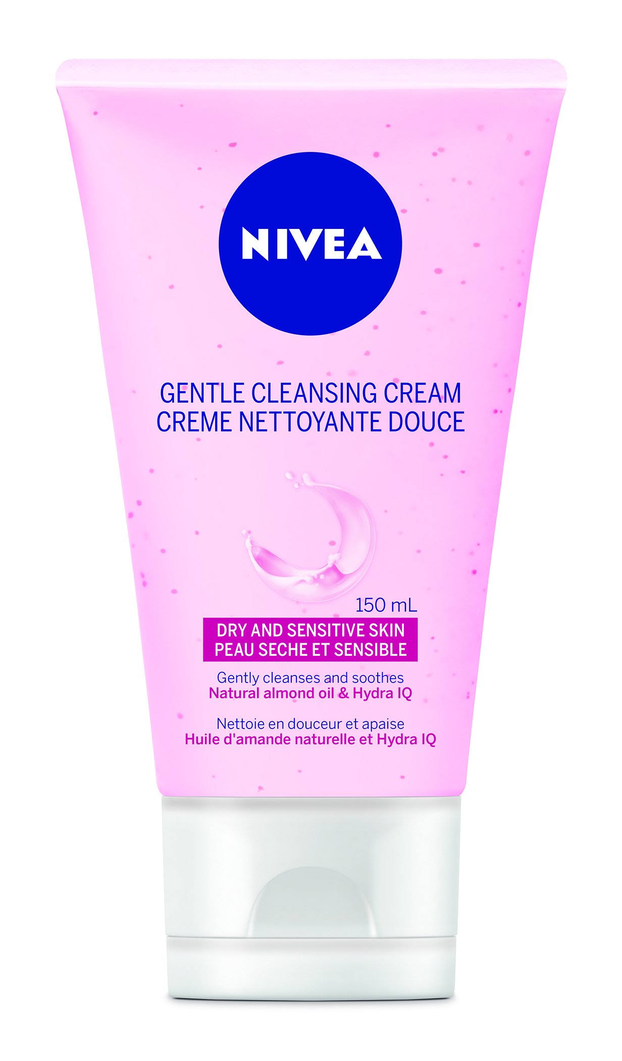 Nivea Aqua Effect Gentle Cleansing Cream - 150ml