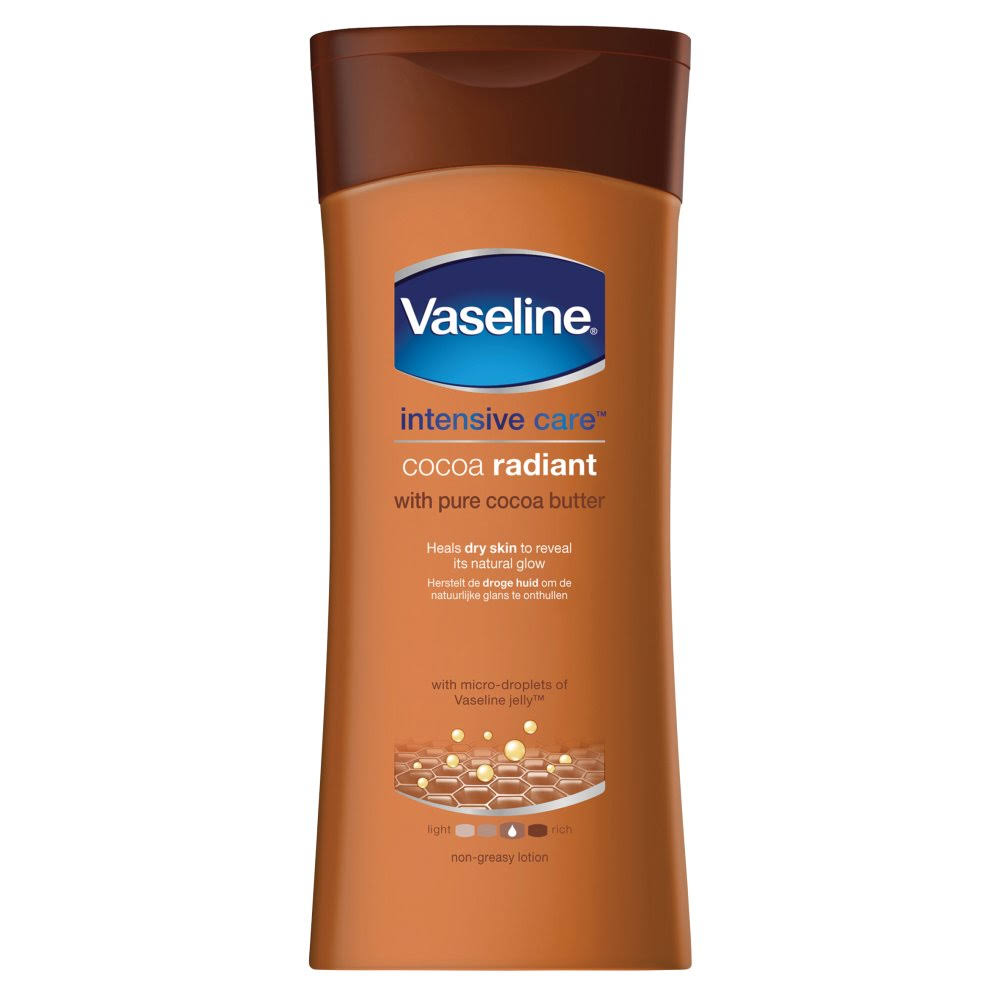 Vaseline Intensive Care Cocoa Body Lotion - 400ml