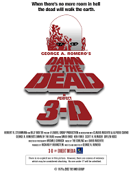 Syfy 31 Days Of Halloween 2017 Schedule by Ridiculous 6m 3 D Conversion Of U0027dawn Of The Dead U0027 Near