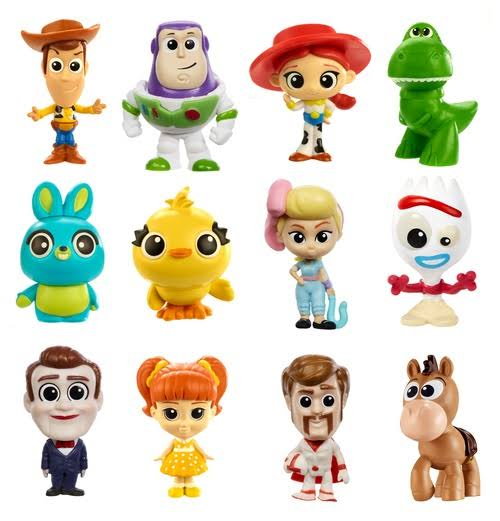 Disney Series 1 Figure, Toy Story 4, Minis