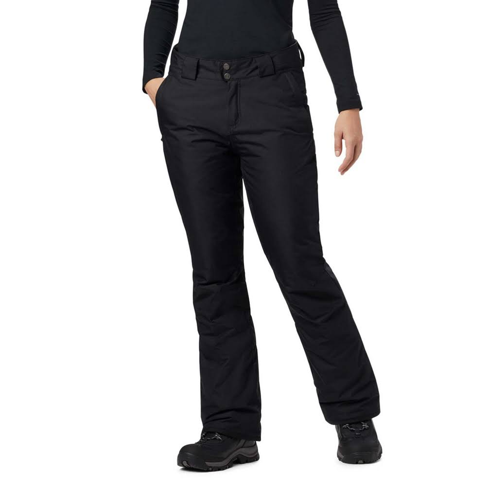 Columbia Women's on The Slope II Pant in Black