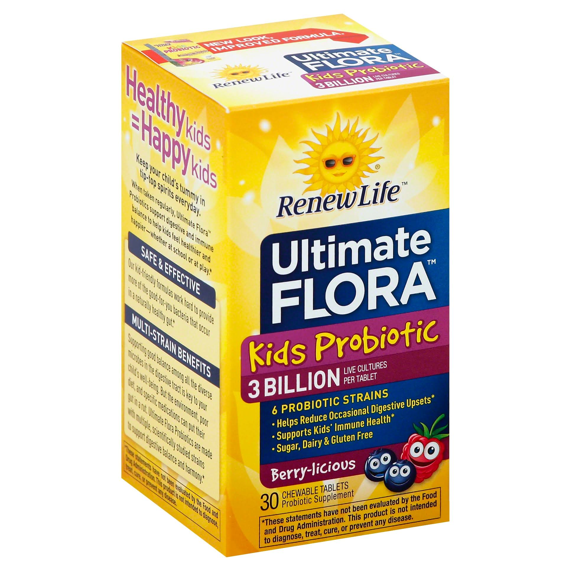 Renew Life Ultimate Flora Kids Probiotic