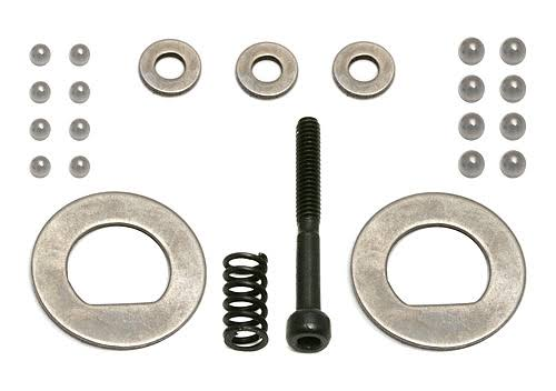 Associated 21115 Differential Rebuild Kit - Rc18t