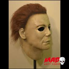 Halloween H20 Mask For Sale by Official Michael Myers H20 Halloween 7 Latex Collectors Mask