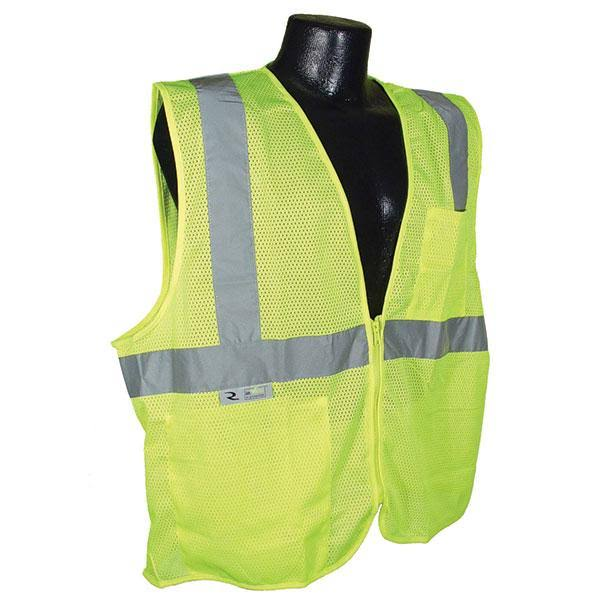 Radians Class 2 Economy Mesh Safety Vest - X-Large