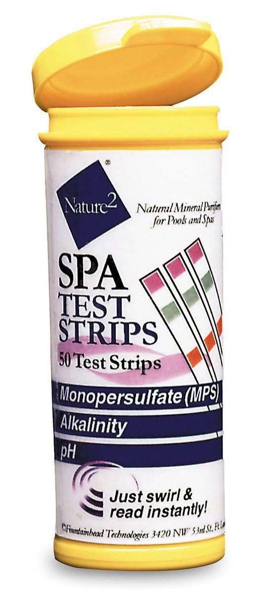 Nature2 W29300 Spa Test Strips - 50ct