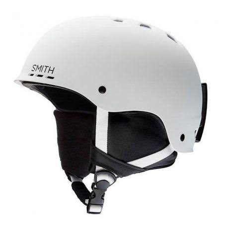 Smith Holt 2 Ski Helmet - Matte White