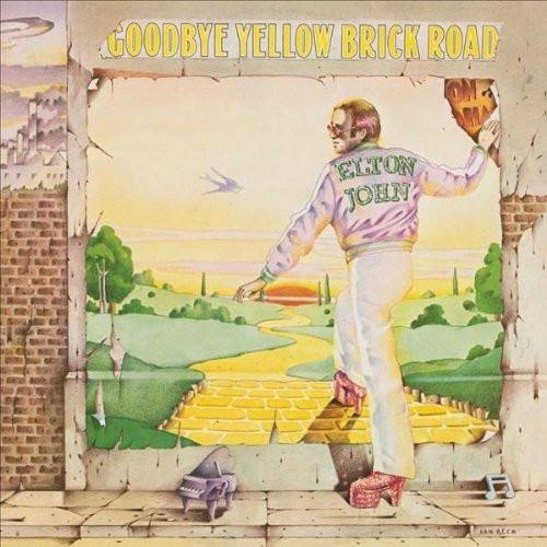 Goodbye Yellow Brick Road by Elton John - Vinyl LP