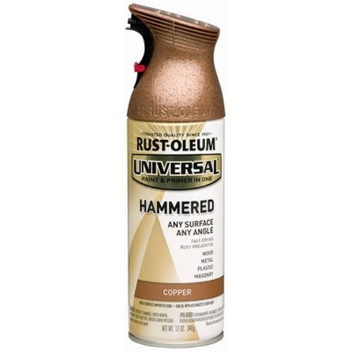 Rust-Oleum 247567 Spray-Paints, 1 Pack, Hammered Copper