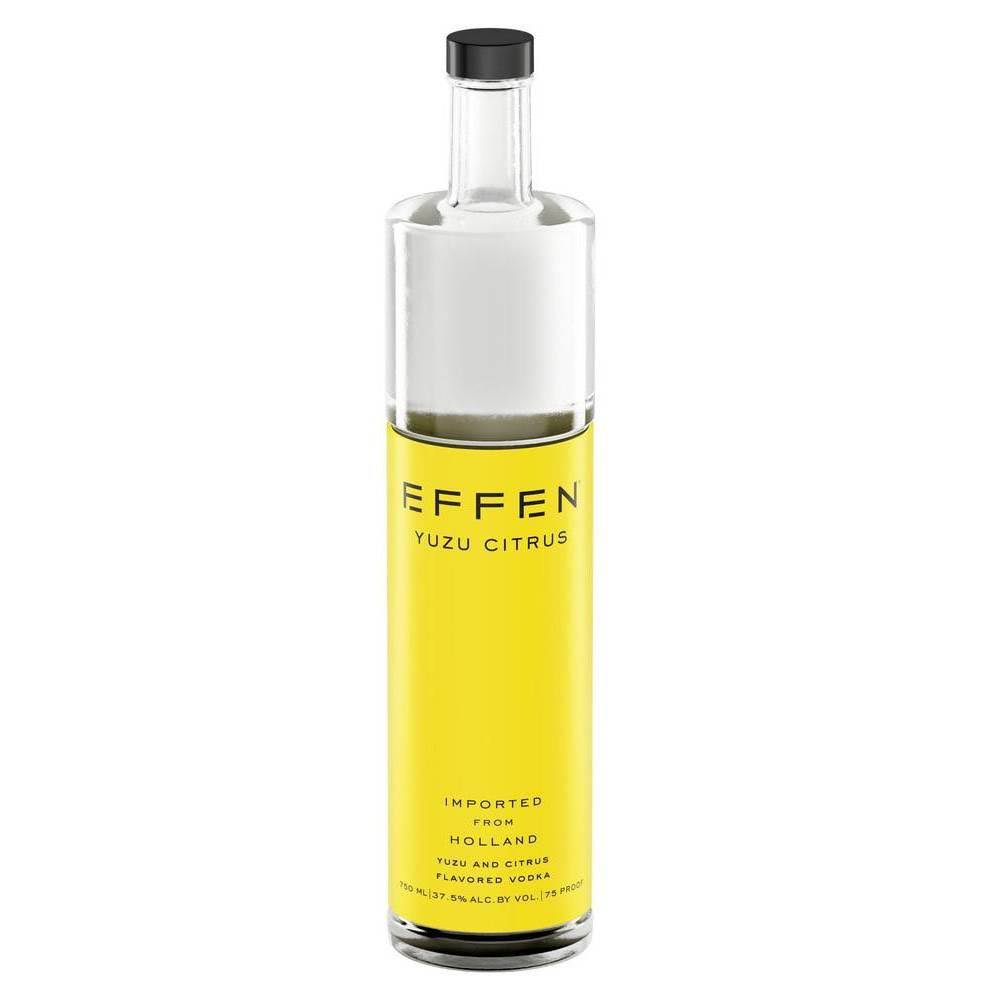 Effen Yuzu Citrus Vodka 750ml | winefolder