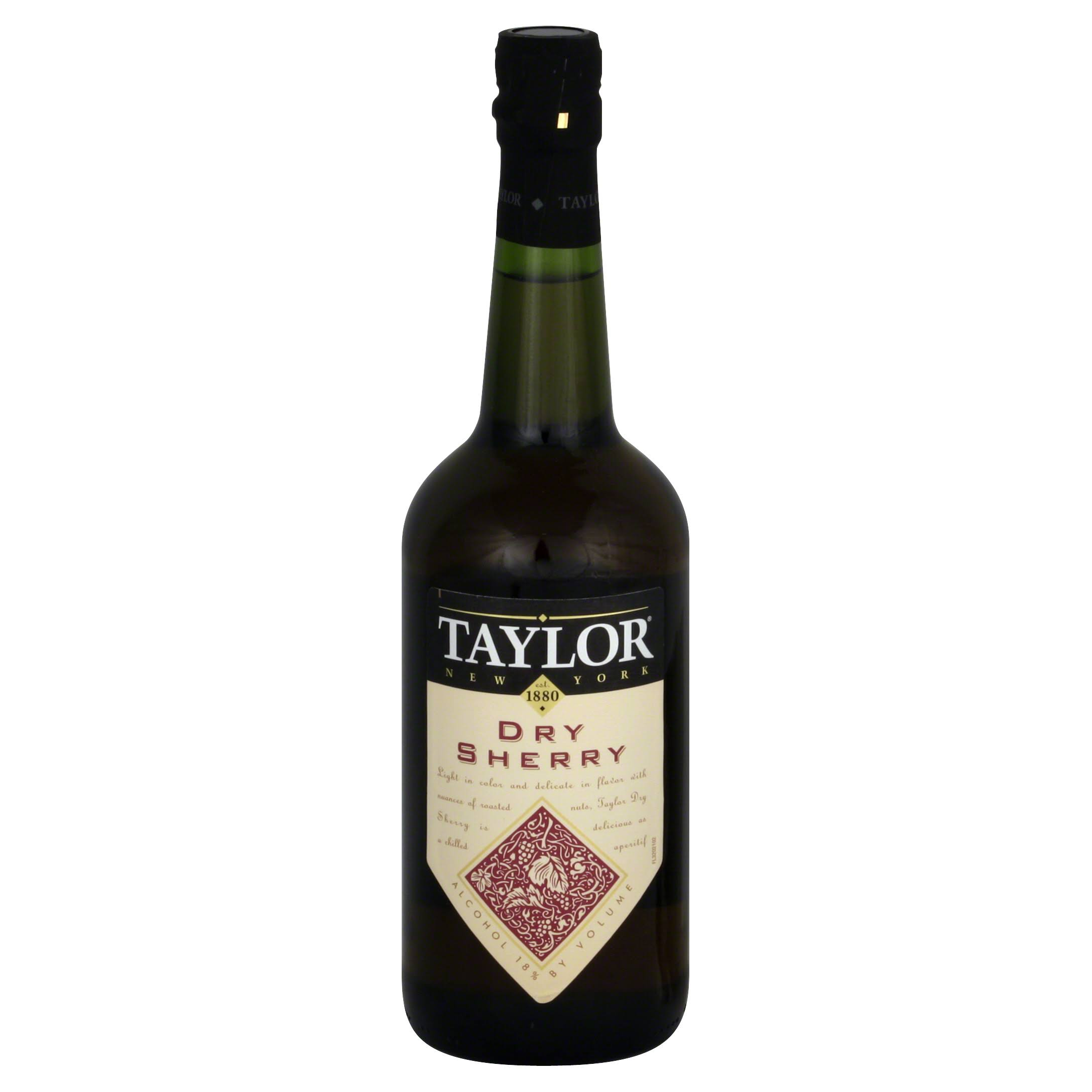 Taylor Dry Sherry - 750ml