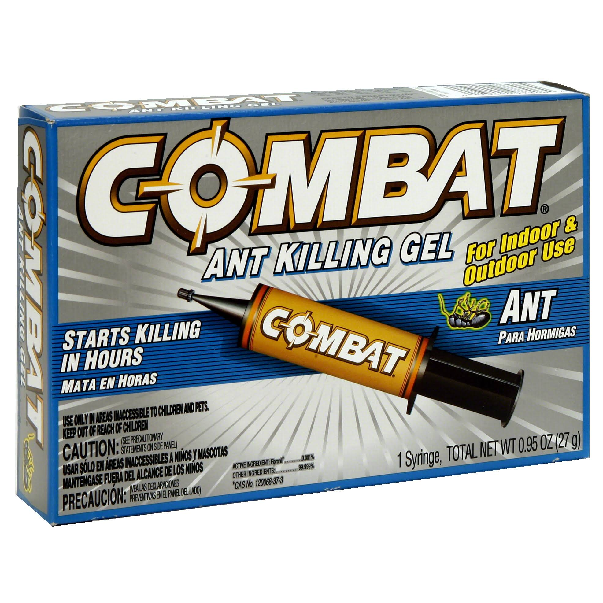 Combat Ant Killing Gel - 27g