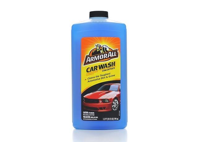 Armor All Car Wash Concentrated Liquid - 709ml