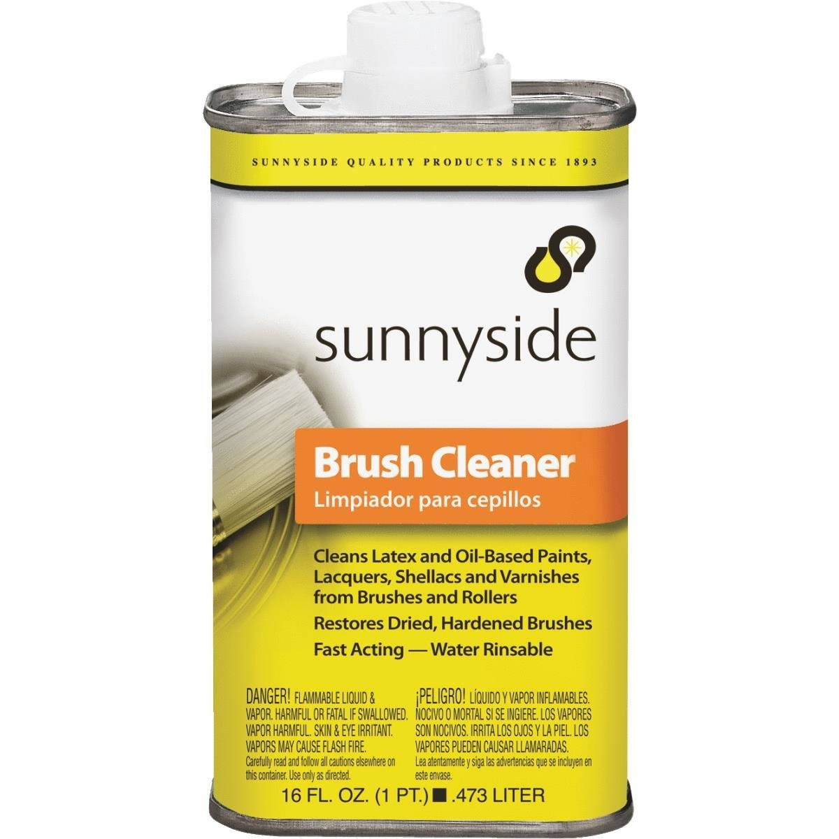 Sunnyside Brush Cleaner - 16 oz