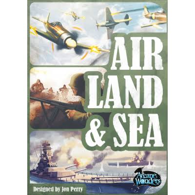 Air Land & Sea