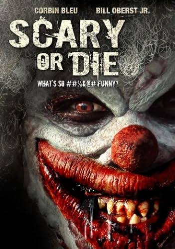 Scary or Die DVD