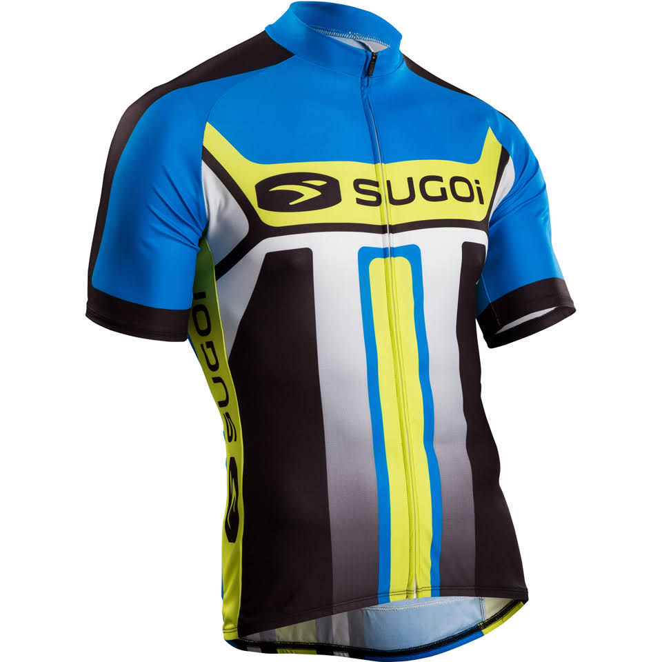 Sugoi Men's Evolution Pro Jersey - Directoire Blue, Medium