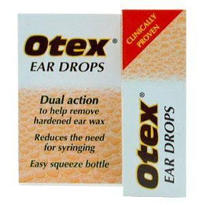 OTEX 8ml Ear Drops