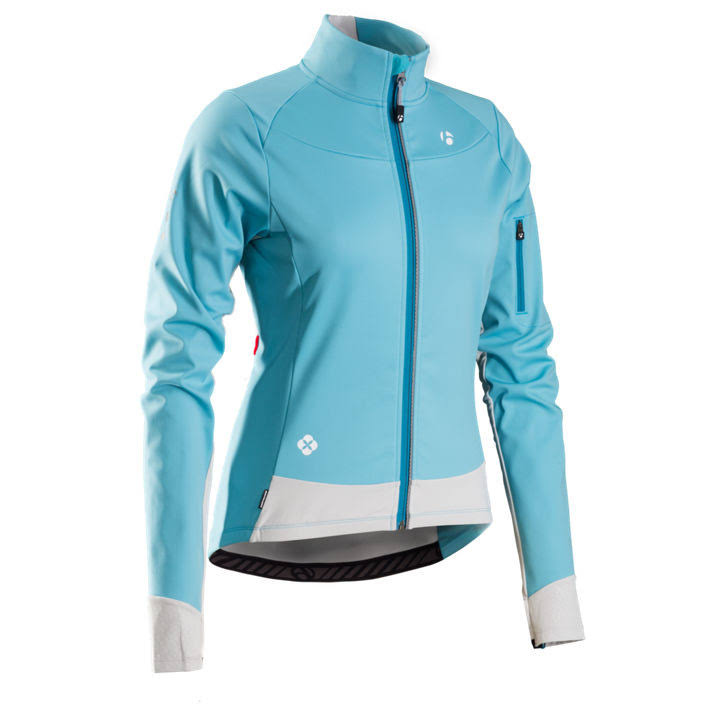 Bontrager RXL 180 WSD Softshell Jacket - Women's - Maui Blue - Small