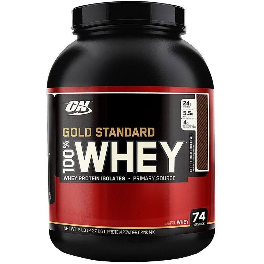 Optimum Nutrition 100% Whey Protein Gold Standard, Rocky Road
