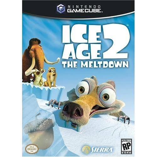 Ice Age 2: The Meltdown - Gamecube