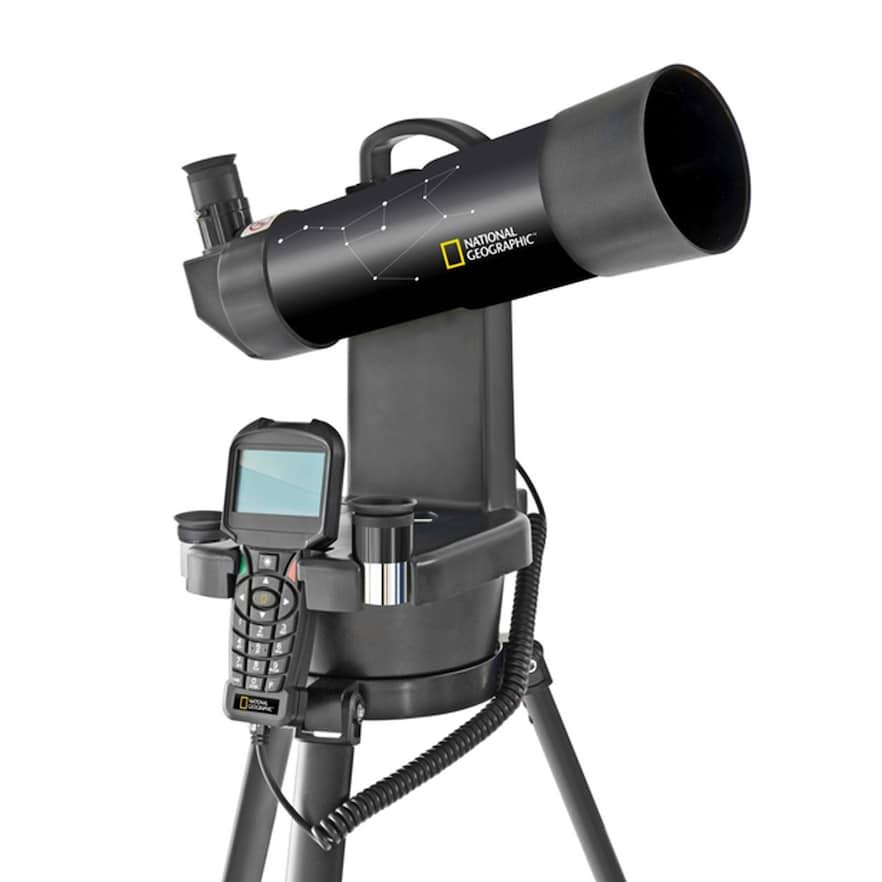 National Geographic 70 mm Computerized Telescope