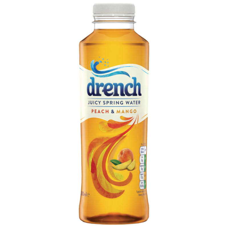 Drench Tropical Drink - 500ml