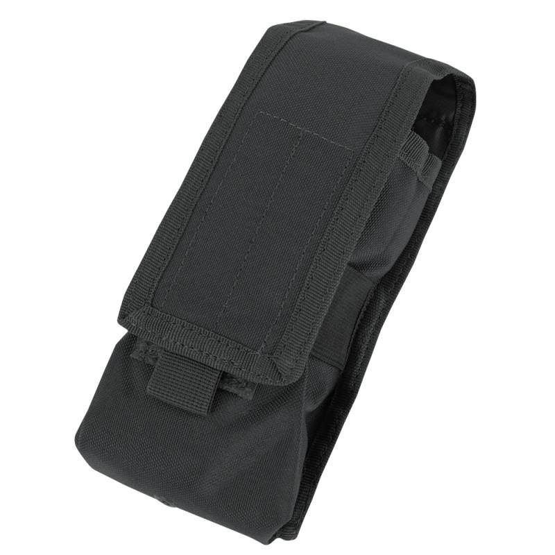 Condor Ma9 L R Antenna Radio Molle Pouch Holster - Black
