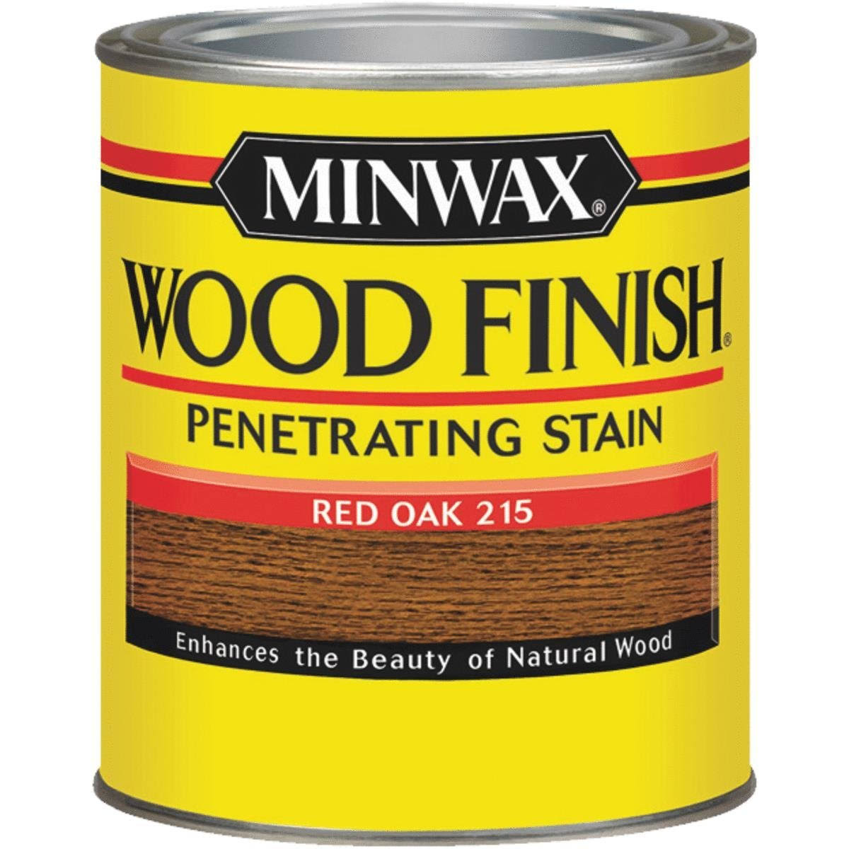 Minwax Wood Finish Stain - 215 Red Oak