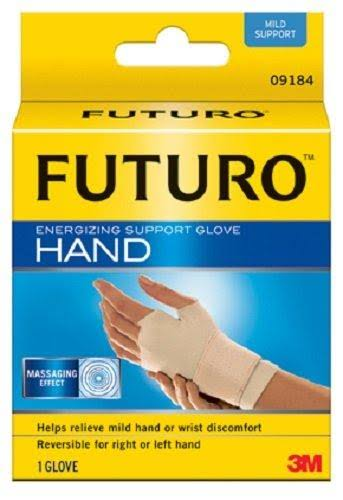 Futuro Energizing Support Glove Hand Mild Support - Small/Medium