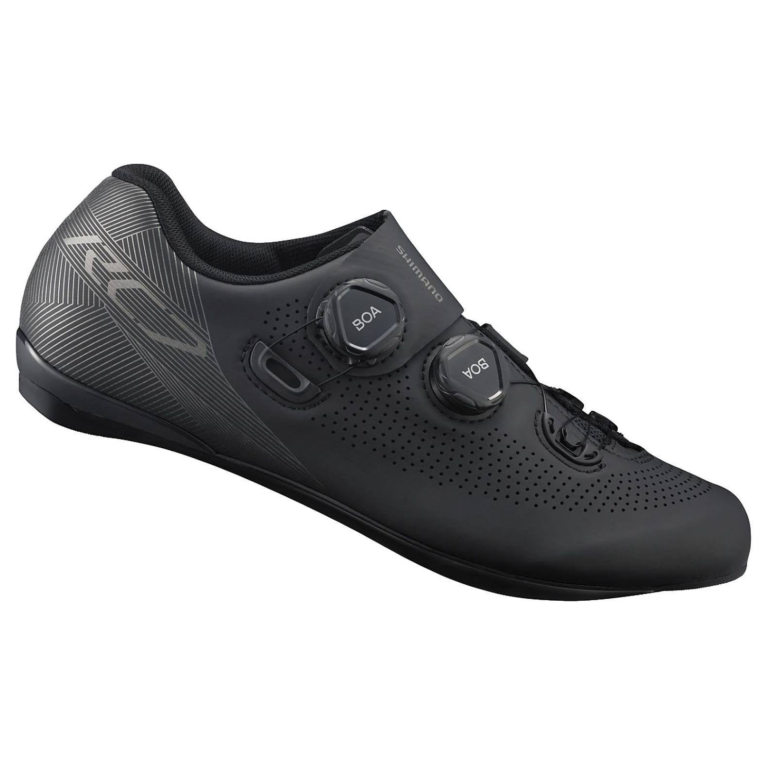 Shimano SH-RC7 Road Shoes Black 43.5
