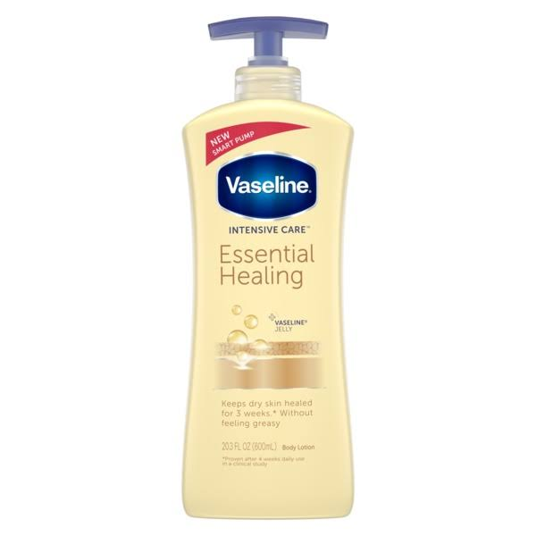 Vaseline Intensive Care Essential Healing Body Lotion - 20.3oz
