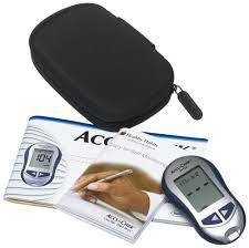 AccuChek glucose meters