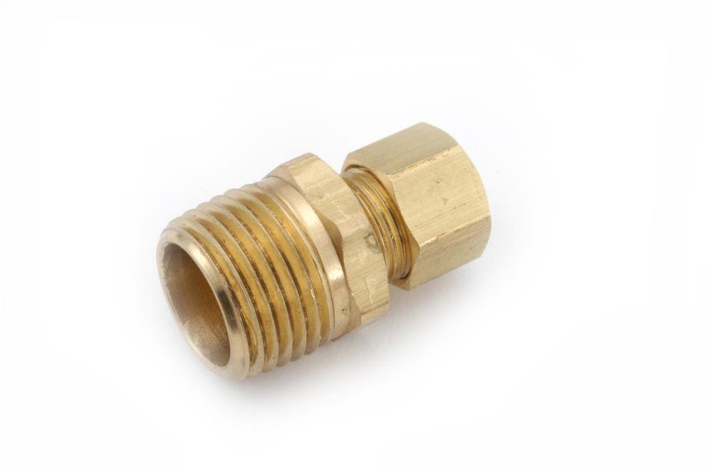 Anderson Metals Compression Coupling - 10 Pack