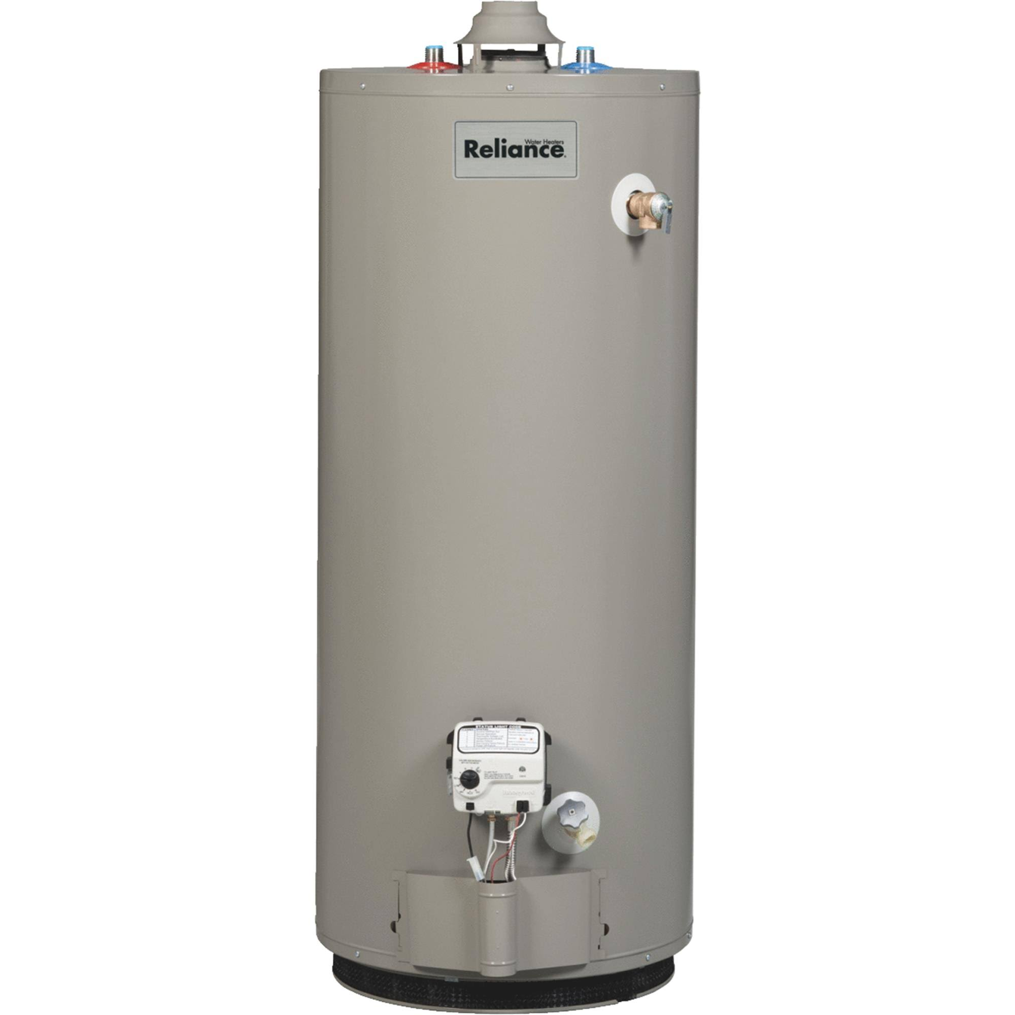 Reliance 6-40-PBCS401 LP Gas Water Heater - 40 Gallon