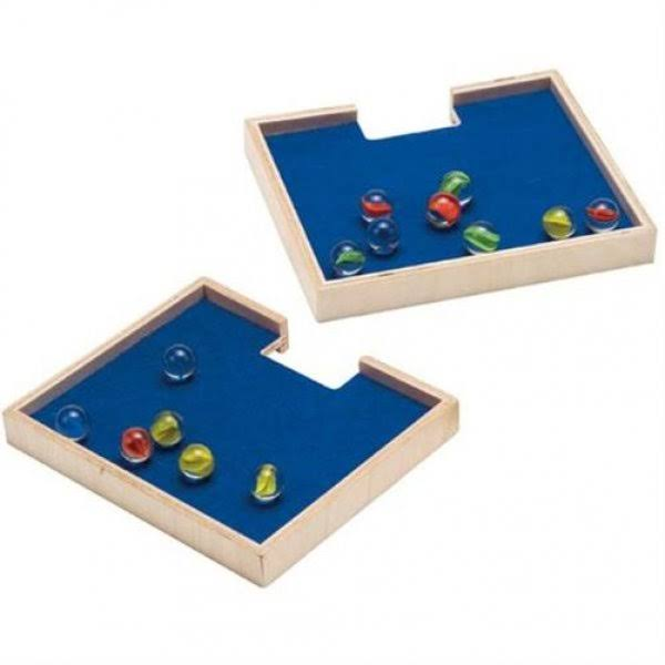 Hape Quadrilla Marble Catchers Trays