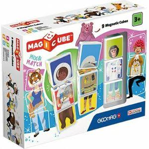 Geomag Magicube 9 Piece Mix & Match Set