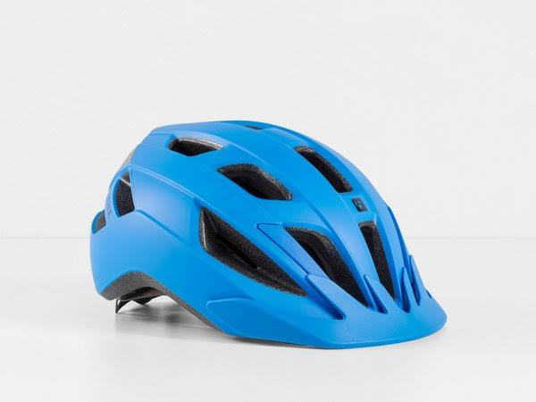 Bontrager Solstice MIPS Bike Helmet - Waterloo Blue - Small/Medium