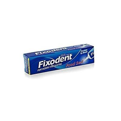 Fixodent Plus Best Food Seal Premium Denture Adhesive Cream - 40g