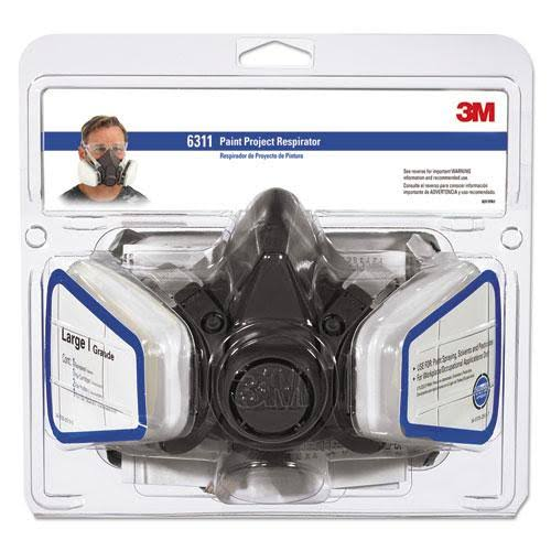 3M Paint Project Respirator - Large