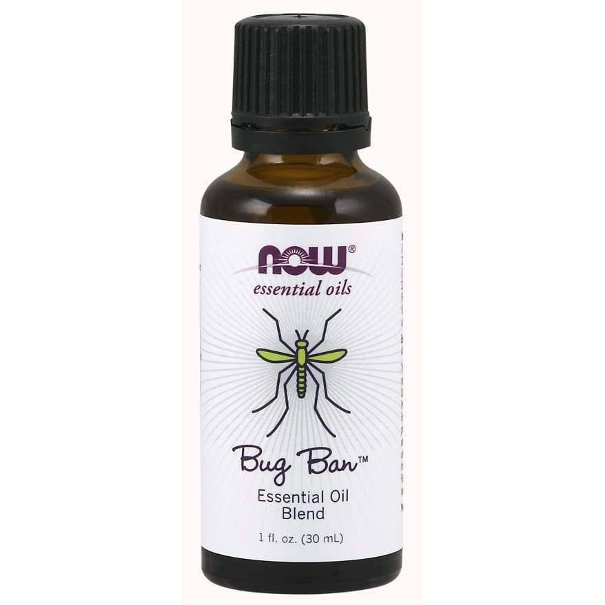 Now Foods Bug Ban Essential Oil Blend - 1 fl. oz.