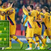 Barcelona player ratings vs Slavia Prague: Messi stars, Ter Stegen ...