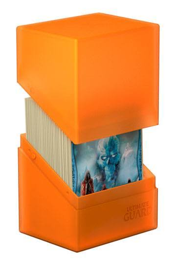 Ultimate Guard Boulder Deck Case - Orange