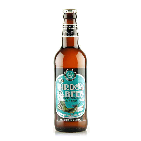 Williams Bros Brewing Co. Birds and Bees Golden Summer Ale - 500ml